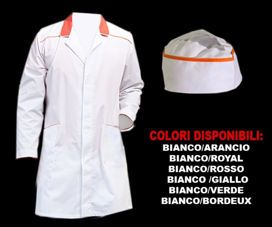 Shop Online - Aurelio Polidoro Abbigliamento da lavoro 27fd51dd3792
